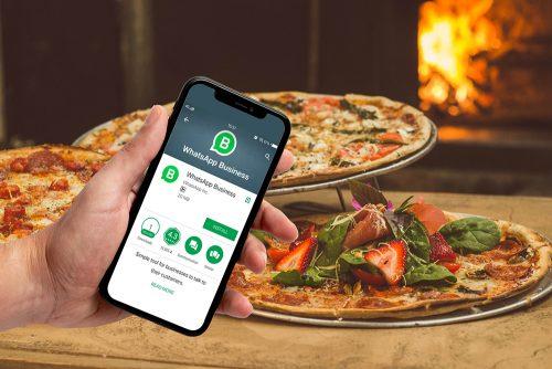 WhatsApp Business para pizzarias: como usar essa ferramenta